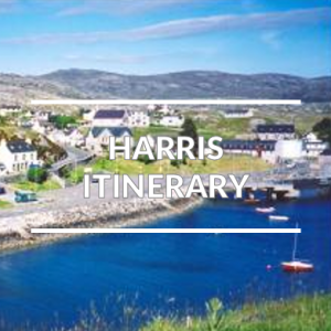 The Isle of Harris self-guided driving tour